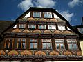 Höxter-Marktstrasse-18 Vierständerhaus Denkmalnummer-13 Fächerrosetten 02.jpg