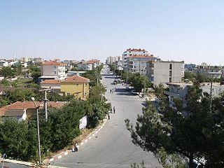 Kızılpınar, Çerkezköy Neighborhood in Tekirdağ Province, Marmara, Turkey