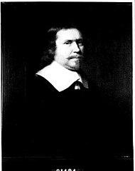 Portret van een man, mogelijk Pieter van Hoogenhouck (1613-1679)