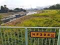HK 上水 Sheung Shui 祝運街 Chuk Wan Street near 石湖墟污水處理廠 Shek Wu Hui Sewage Treatment Works November 2020 SS2 14.jpg