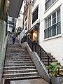 HK 中環 Central 些利街 Shelley Street Mid-levels escalators February 2020 SS2 12.jpg