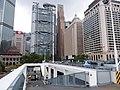 HK 中環 Central 天星碼頭多層停車場 Star Ferry Piers Carpark building roof view October 2018 SSG 23.jpg