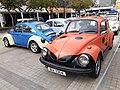 HK 中環 Central 愛丁堡廣場 Edinburgh Place 香港車會嘉年華 Motoring Clubs' Festival outdoor exhibition January 2020 SS7 Volkswagen Beetle VW Bug in Hong Kong.jpg
