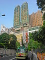 HK 天后 Tin Hau 寶雲道 Cloud View Road Sky Horizon Market Place n Broadview Heights April-2014 Minibus.JPG