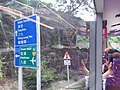 HK 過海隧道巴士962B線 CityBus view July 2019 SSG 48 Kwai Tsing District highway.jpg