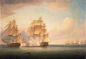 HMS Calcutta (1795) - Image: HMS Calcutta 1806