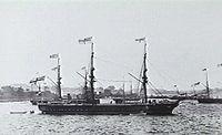 HMS Diamond (1874) AWM 302177.jpeg