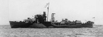 HMS Stonecrop (K142) - Image: HMS Stonecrop FL5737 cropped