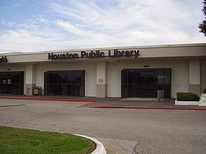 Palm Center (Houston) - Alice McKean Young Neighborhood Library
