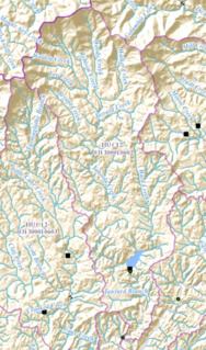 Yahoola Creek
