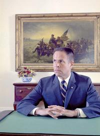 H.R. Haldeman, UCLA