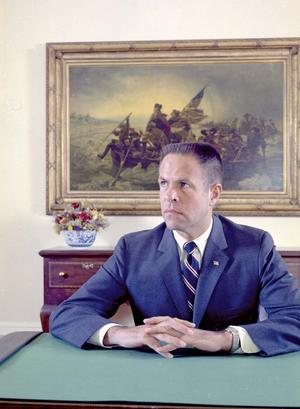 H. R. Haldeman - Image: H R Haldeman, 1971 portrait