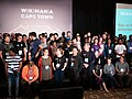 Hackathon Group Photo, Wikimania 2018, Cape Town (P1050651).jpg