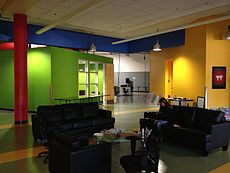 Main common area