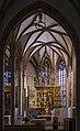 Hallstatt kath. Kirche Marienaltar 02.jpg