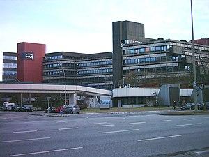 Head Office of Hamburg-Mannheimer in Hamburg, ...
