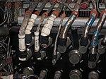 Hand-tied cable bindings (11319523755).jpg