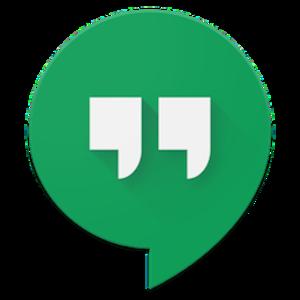 Google Hangouts - Image: Hangouts Icon