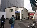 Hankyu Awaji Station redevelopment 2019-11-17 (50094712147).jpg