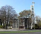 Iglesia de San Ascario (Berlín) de Willy Kreuer