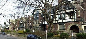 Harriswood Crescent - Image: Harriswood Crescent Boston MA 01