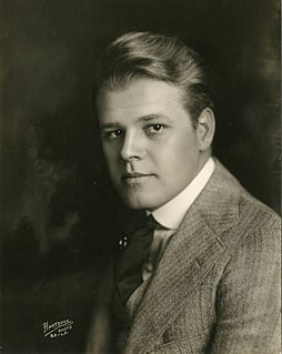 Harry McCoy American actor