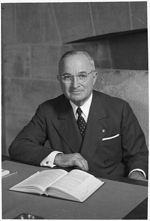 Harry S. Truman - NARA - 530677