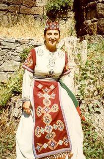 Hasmik Harutyunyan Armenian folk singer