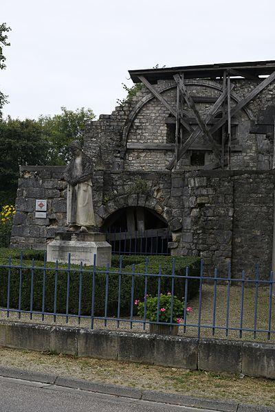 Maison de la Voûte à Hattonchâtel.