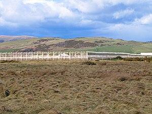 HM Prison Haverigg - Haverigg Prison Wall