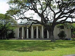 archive organization in Honolulu, United States