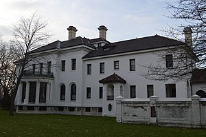 Western Reserve Historical Society - The Hay-McKinney Mansion is part of the Western Reserve Historical Society's complex in University Circle.