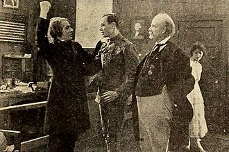 J. P. Lockney - Spottiswoode Aitken, Charles Ray, J. P. Lockney, and Doris May in Hay Foot, Straw Foot (1919)