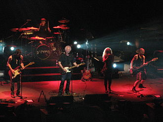Israeli rock - HaYehudim in concert, 2010