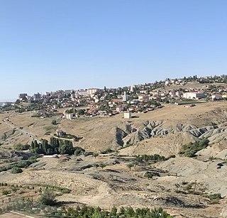 Haymana, Ankara District in Central Anatolia, Turkey