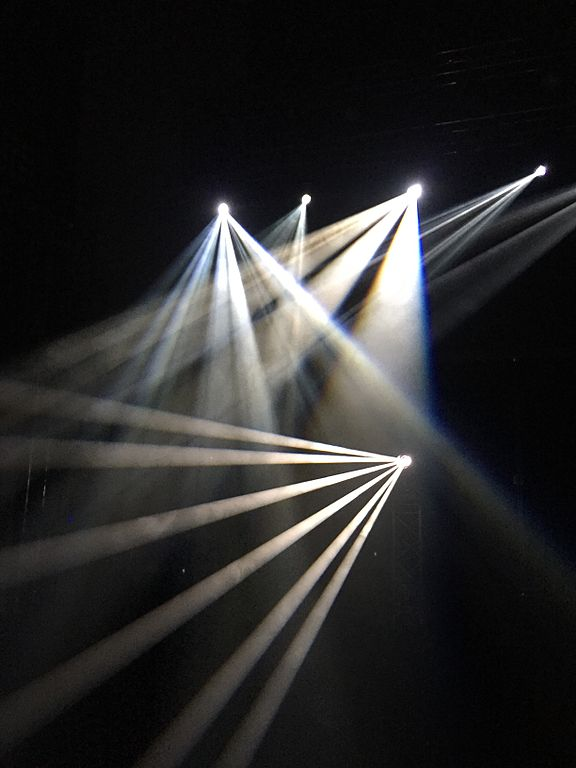 lighting for beams. File:Haze-beams.jpg Lighting For Beams H