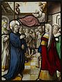 Healing of the Paralytic at Capernaum (one of a set of 12 scenes from The Life of Christ) MET DP260188.jpg