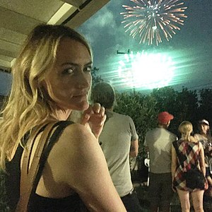 Heather Armstrong - Heather Armstrong July 4, 2015