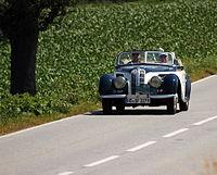 Heidelberg Historic 2015 - BMW 327 1950 2015-07-11 14-52-19.JPG