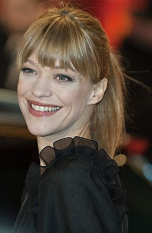Heike Makatsch - Makatsch at the 59th Berlin International Film Festival in February 2009