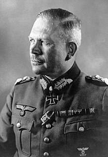 Heinz Guderian German general (1888–1954)