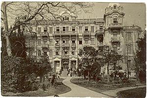 Yalta - Yelena Villa in 1915
