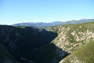 Bloukrans River (Garden Route) - The Bloukrans Bridge
