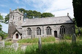 Helland - Helland Parish Church