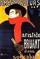 4 / Ambassadeurs: Aristide Bruant dans son cabaret