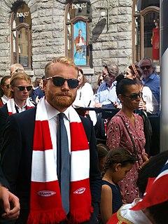 Henrik Kjelsrud Johansen Norwegian footballer