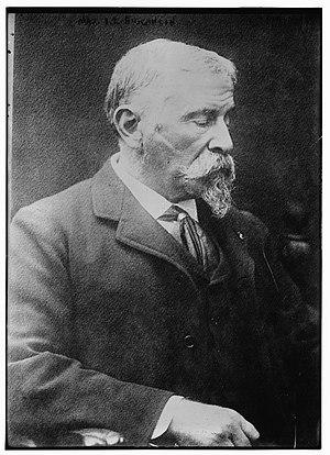 Henry Lee Higginson - Henry Lee Higginson in 1917