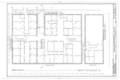 Herndon and Atlantic Life Building, 229-243 Auburn Avenue, Atlanta, Fulton County, GA HABS GA,61-ATLA,1A- (sheet 4 of 9).png