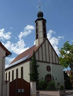 Hessheim Christuskirche