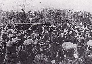 1905 riots in Tokyo